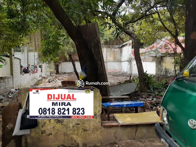 Dijual Tanah Di Kebayoran Baru, Ada Rumah Kosong, Depan Masjid #101452413