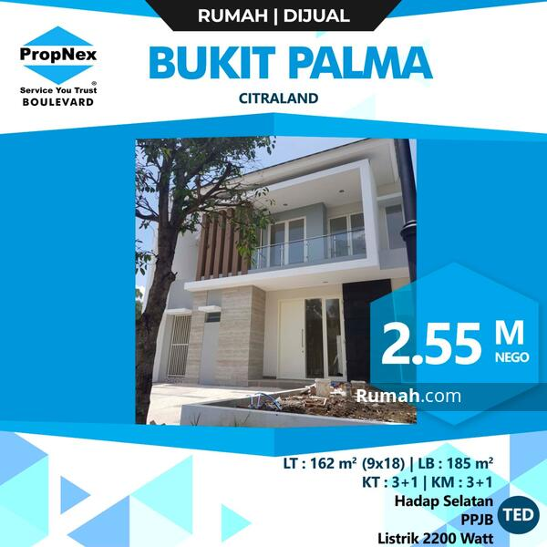 Spek Istimewah Bukit Palma Surabaya #101607459