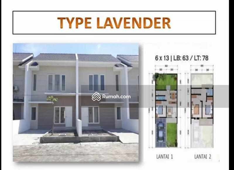 Rumah Baru 2 Lantai Surabaya Barat #101454179