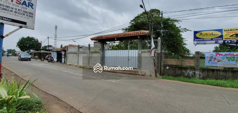 Tanah Komersial di Bogor #101455355