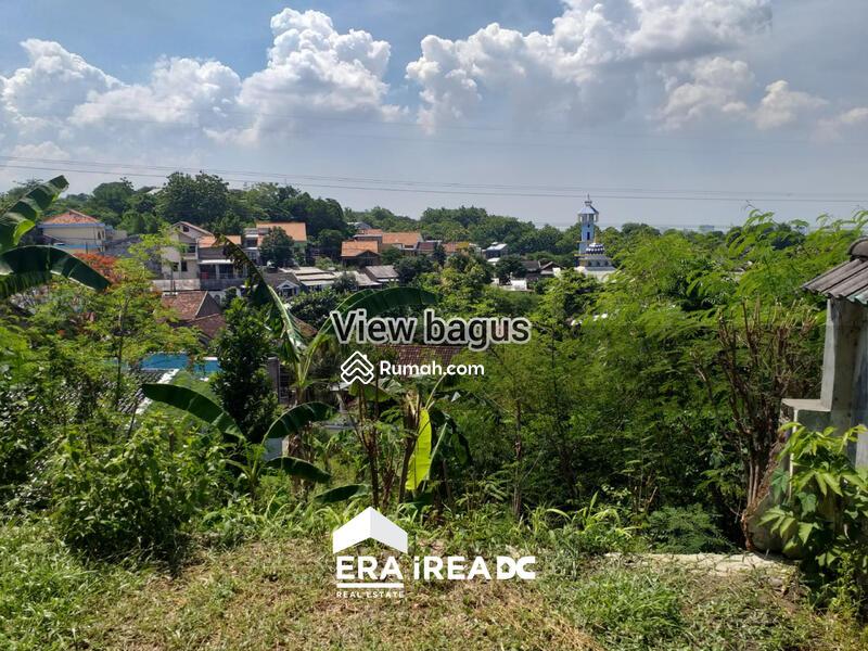 Tanah dijual Murah ada view kota dan matahari tenggelam di Gemah Permai Pedurungan Semarang #101457393