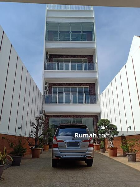 Ruko lebar siap pakai di Garuda Raya, Kemayoran, Gunung Sahari #101458571