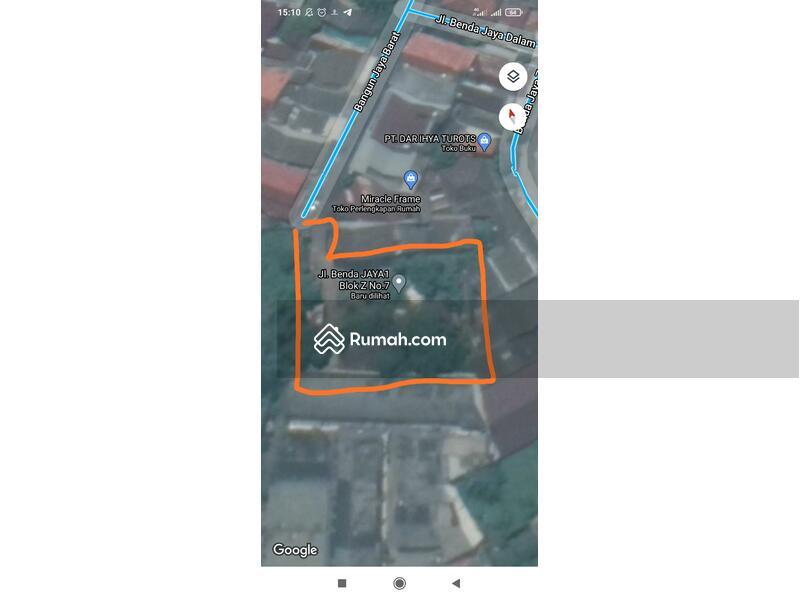 tanah dijual di durensawit letak sangat strategis ke pusat perkantoran dan bisnis #101463319
