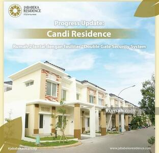 Dijual - Candi residence type losari