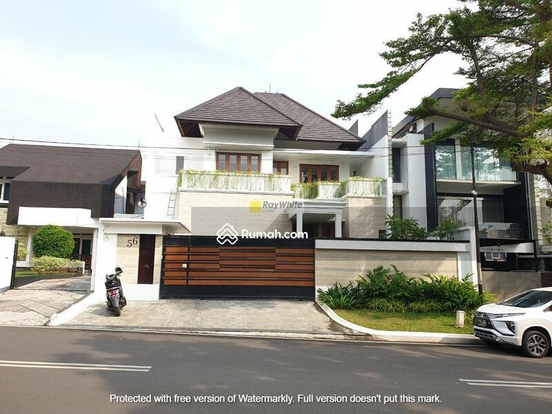 Rumah Mewah Desain Modern Klasik Di Pondok Indah Pondok Indah Pondok Indah Jakarta Selatan Dki Jakarta 7 Kamar Tidur 525 M Rumah Dijual Oleh Imas Wahyu Rp 36 M 18054215