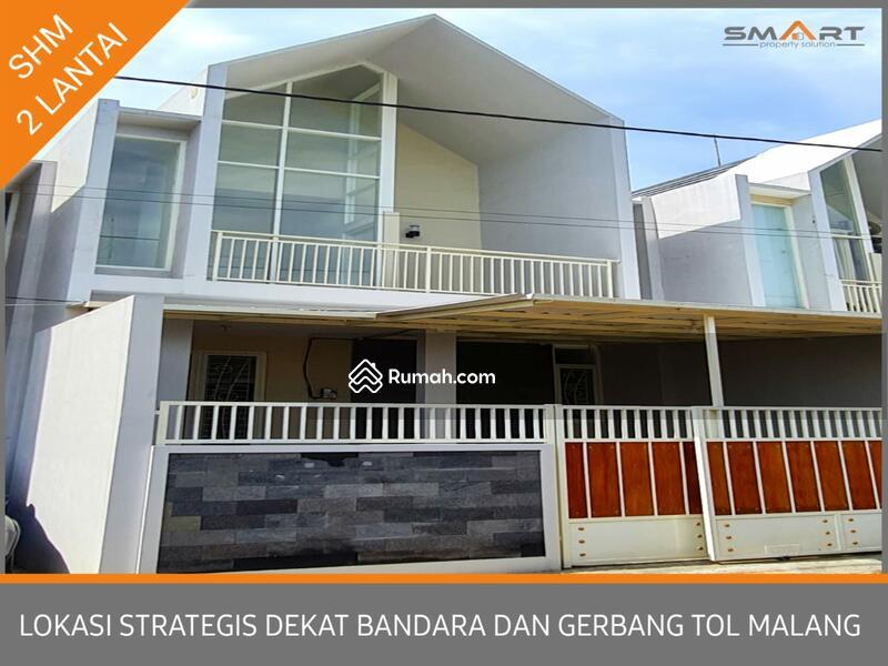 Rumah villa strategis dekat bandara dan exit tol malang #101638657