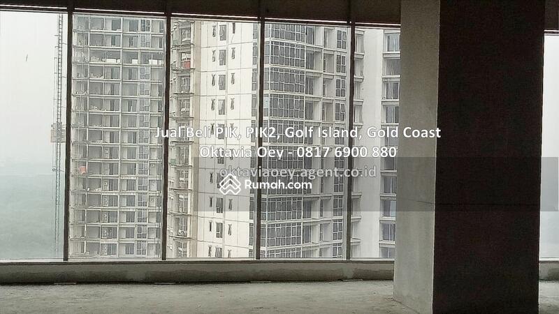 Disewakan Office Gold Coast PIK, 120m2, Bare, Pantai Indah Kapuk #101689287