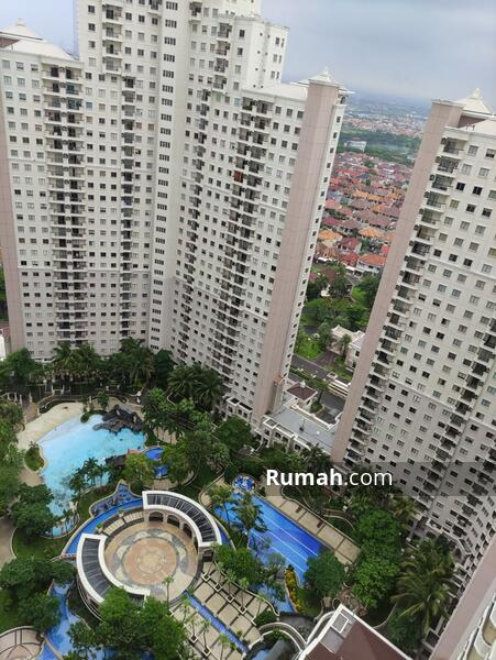 Apartmen Supermall Pakuwon Indah, Waterplace Tower A! #101742985