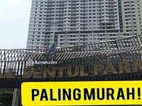 Dijual - Hanya Bayar 10 Jt Royal sentul Park LRT CITY Sentul Apartemen By. Adhi