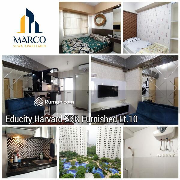 Apartemen Educity 2br bulanan murah full furnished #101813283