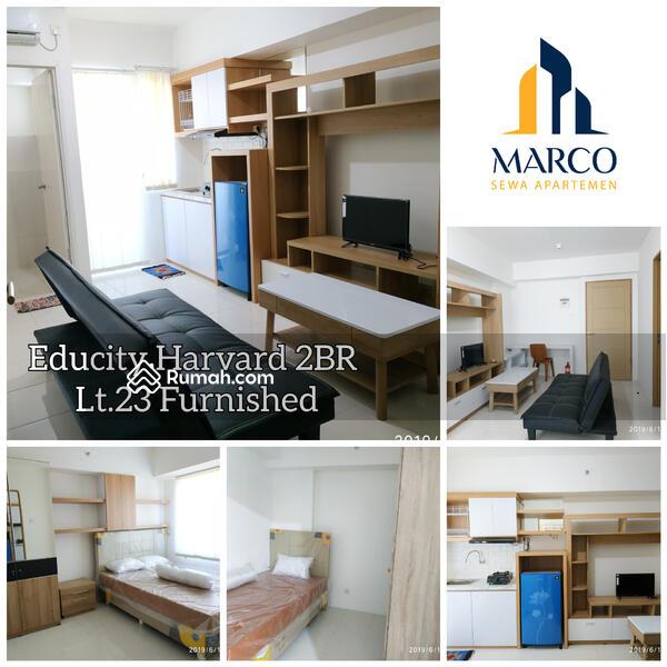 Apartemen Educity 2br bulanan murah full furnished #101813291