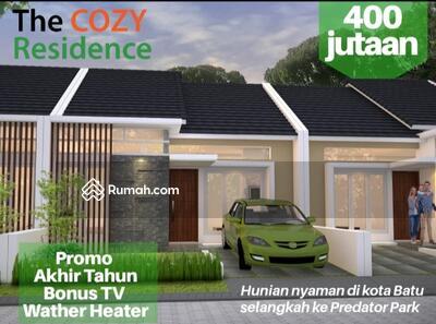 Dijual - Rumah villa modern kota batu. The cozy residence