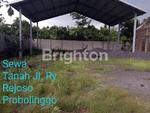 Tanah Disewa Jl Raya Rejoso Probolinggo