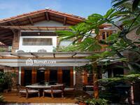 Dijual - Dijual Rumah Nuansa Bali Modern di Jl Kesehatan Bintaro