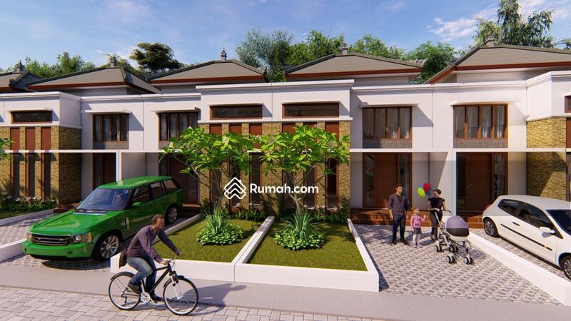 SISA 1 UNIT! TERMURAH Di Cibubur! Rumah Nuansa Bali Hanya 5 mnt ke Tol dan LRT Cibubur, 10 Menit ke #101898043