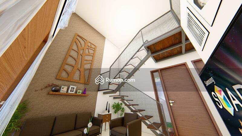 SISA 1 UNIT! TERMURAH Di Cibubur! Rumah Nuansa Bali Hanya 5 mnt ke Tol dan LRT Cibubur, 10 Menit ke #101898049