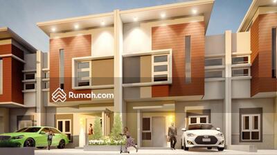 Dijual - Jual Cepat Rumah Type 70 Sudiang, 2 Lantai Lokasi Belakang Polda Makassar