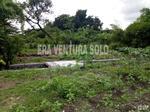 Tanah Komersial Kartasura, Sukoharjo, Jawa Tengah