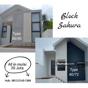 Dijual - Super Block Sakura