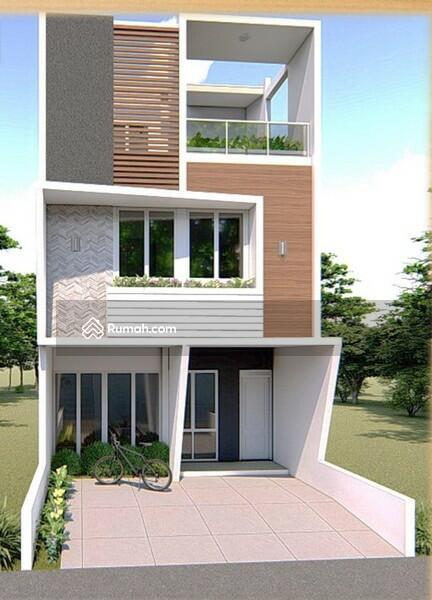Rumah Minimalis Lokasi Strategis One Gate System di Rawamangun4 #102131761