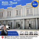 Rumah minimalis Jakarta Pusat harga mulai 300 Jt-an