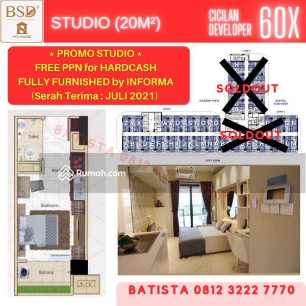 Apartment Sky House BSD+ (samping AEON MALL) #103913267