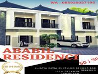 Dijual - Di jual cluster ABABIL RESIDENCE dapatkan harga promo + smart home