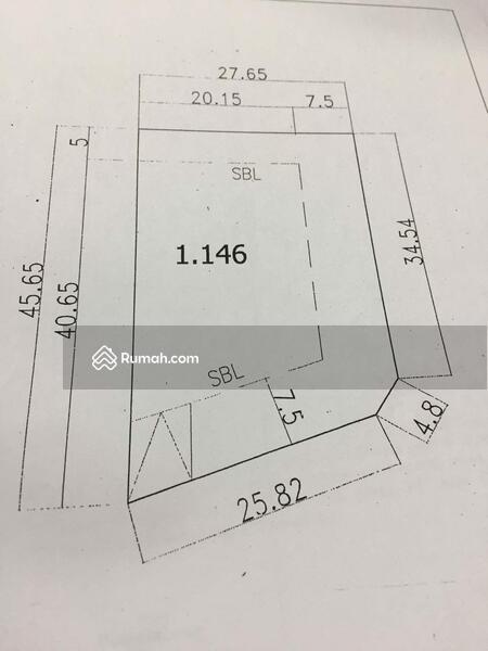 Dijual Cepat Kavling Komersial Alam Sutera Town Center Extension #102176999