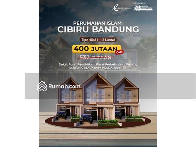 Dijual - Hunian Mewah Muslim Cibiru Lokasi Strategis Dekat Sarana Pendidikan Bandung