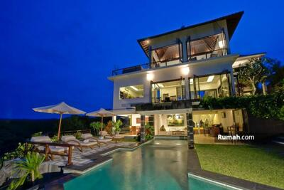 Dijual - Dijual Villa Luxury View Laut Uluwatu | IT