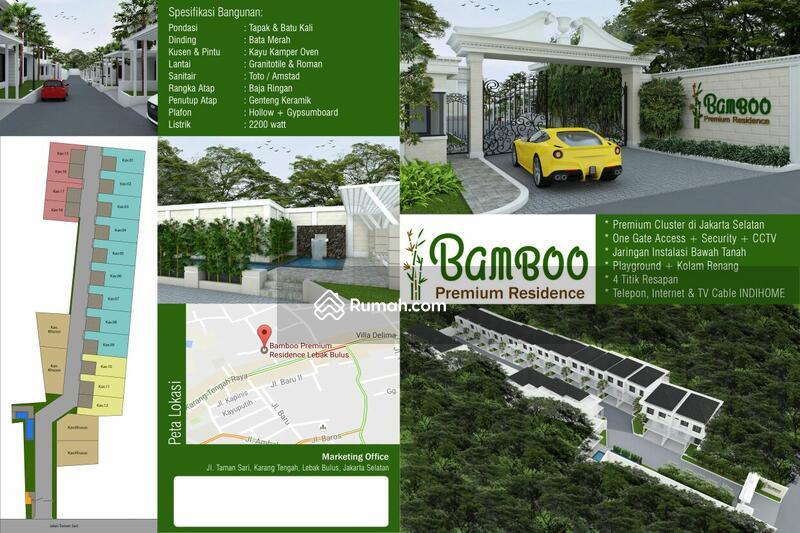 Bamboo Premium Residence Lebak Bulus #102347227