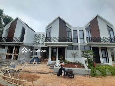 Dijual - Rumah cluster baru bebas banjir struktur Bor pile di Duren sawit, Jakarta Timur