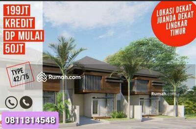 Dijual - 3kmr tidur Rumah Sidoarjo-Surabaya Pinggir