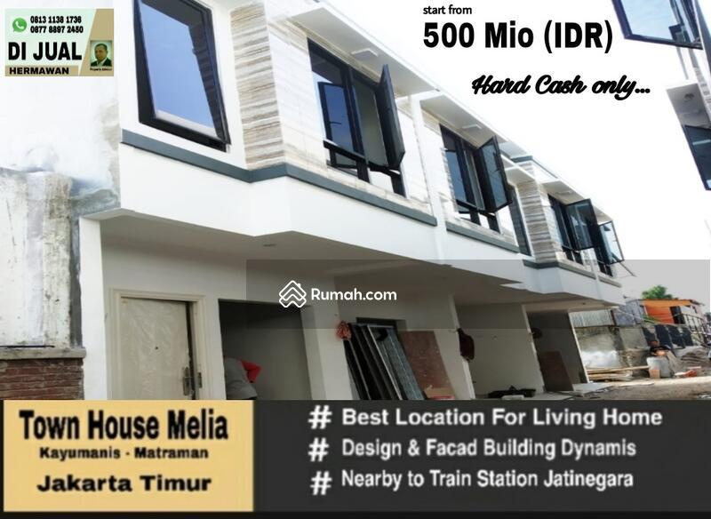 Town House Melia Kayu Manis #105316839