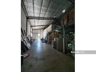 Dijual - Dijual Gudang BizPark Commercial Estate lebar muka 16 mtr