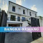 RUMAH BARU MEWAH LUX CLASSIC MODERN DI BANGKA KEMANG JAKARTA SELATAN