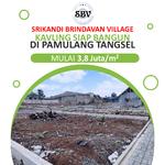 Tanah Kavling Siap Bangun di Pondok Benda Pamulanng Tangerang Selatan