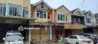 Dijual - Ruko murah strategis letak terdepan Villa Melati Mas Serpong Tangerang