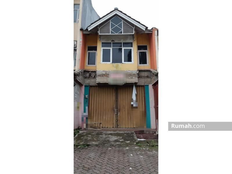 Ruko murah strategis letak terdepan Villa Melati Mas Serpong Tangerang #102573629