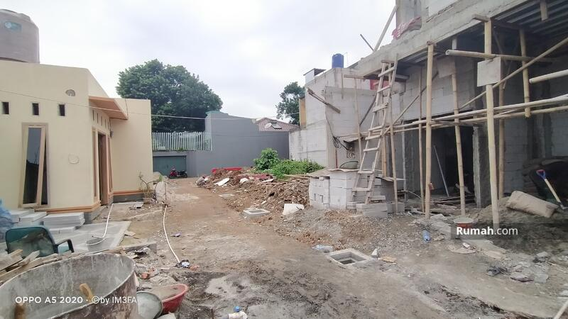 Rumah 2 Lantai Siap Bangun Di Condet #102576057