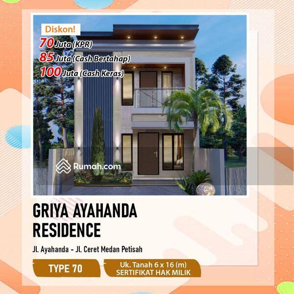 Griya ayahanda residence medan rumah mewah #102589523