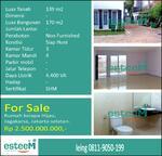 Rumah kelapa hijau, jagakarsa, jakarta selatan