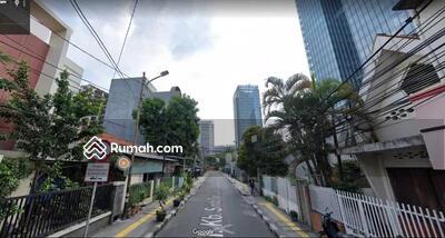 Dijual - Tanah Strategis 1552 m2 Pusat Jakarta Jl. Kebon Sirih Timur, Menteng