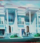 Rumah dalam cluster di jakarta timur