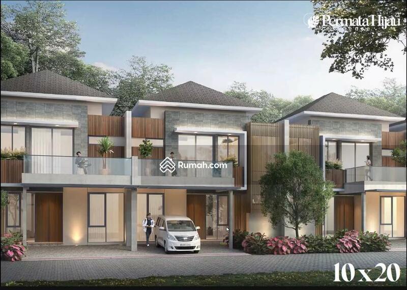 Rumah Permata Hijau Pik 2 #102598567