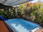Rumah Villa Asri+Kolam Renang di Cipodas Cipanas Puncak SHM+IMB