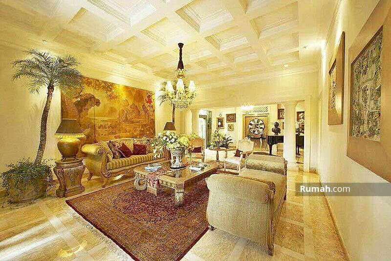 DIBAWAH PASAR!!! Jarang Ada Dijual Rumah mewah Cilandak KKO Ragunan #102606803