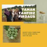 Kavling Produktif Taman Tahfidz Firdaus Purwakarta