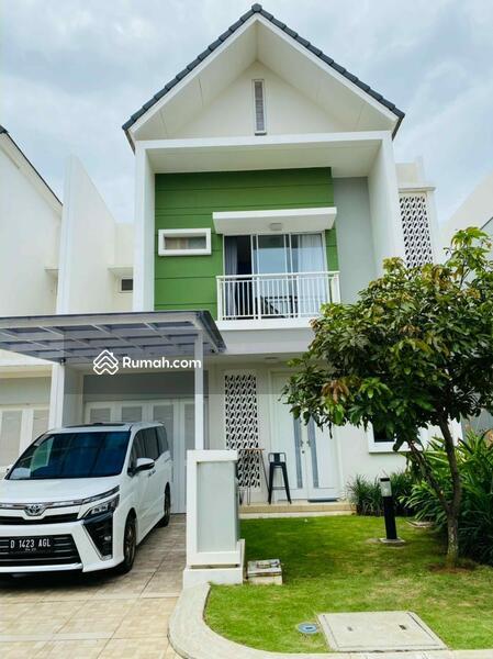 Dijual rumah di summarrecon bagus full furnished #102617527
