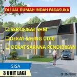 Dijual Rumah Murah Diskon 50 Juta, Di Padasuka Bandung Timur